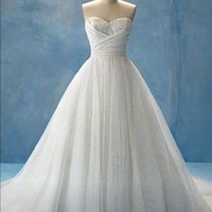 Alfred Angelo Cinderella 205 Ballgown Dress